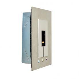 Fingerscanner integra RFID inkl. Alarm LEDs