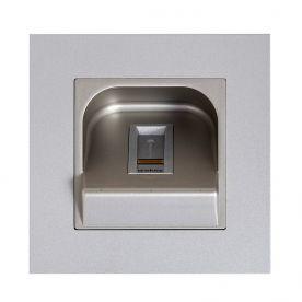 Fingerscanner UP E Siedle Vario inkl. Alarm LEDs