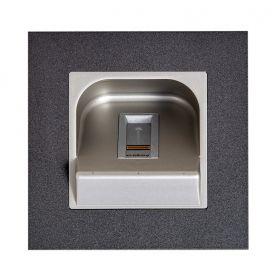 Fingerscanner UP E Siedle Vario RFID inkl. Alarm LEDs